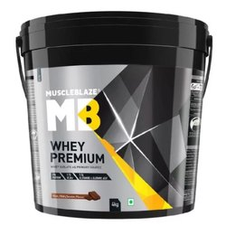 Whey Premium Muscleblaze Supplements
