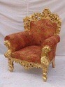 Raja Brass Chairs
