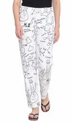 Womens Pyjama With Drawstring