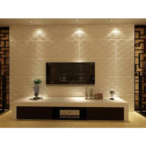 Mdf Living Room Wall Panel Size 12 X 10 Feet Rs 70000 Piece Global Interio Id 20363097030