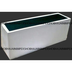 Rectangle Planters FRP And GRC