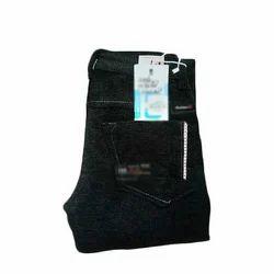 Denim Plain Kids Trendy Jeans