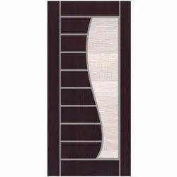 GSD2 Steel Designer Wooden Door