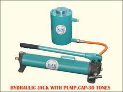 Hydraulic Jack with Pump - 30 Tones