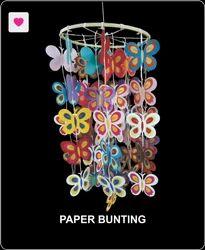 Printed Paper Bunting