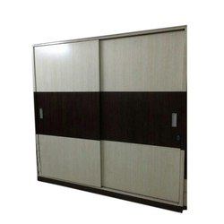 Designer PVC Sliding Wardrobe