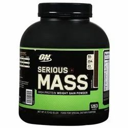 ON Serious Mass High Protein Gain Powder