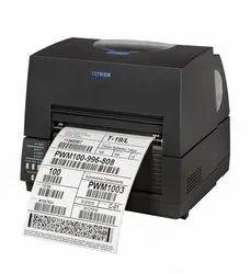 Citizen Desktop Barcode & Label Printer, CL-S6621, Max Print Width: 6 inches