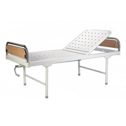 Hospital Bed Manual Semi Fowler