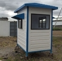 FRP Security Cabin