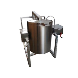 Stainless Steel Automatic Kitchen Steam Boiler, 0-500