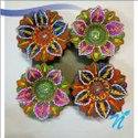 Clay Diya - Set of 4
