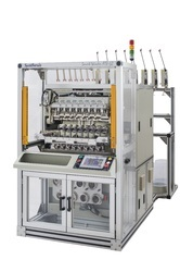 Automatic Multi Bobbin Winding Machines (Multi Spindle Winding Machines)