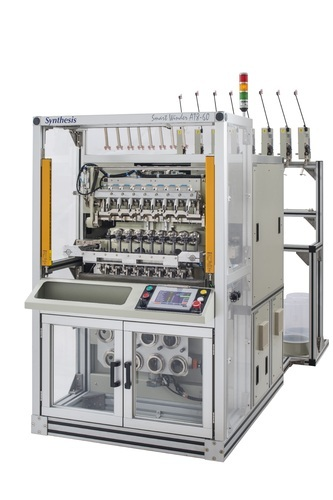 Automatic Multi Spindle Winding Machine (Smart Winder Series-AT4/6/8)