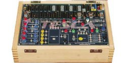 TDM Pulse Amplitude Modulation / Demodulation Trainer