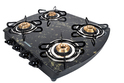 Black Marble Lp Gas Stove