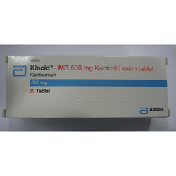 Klacid Tablet