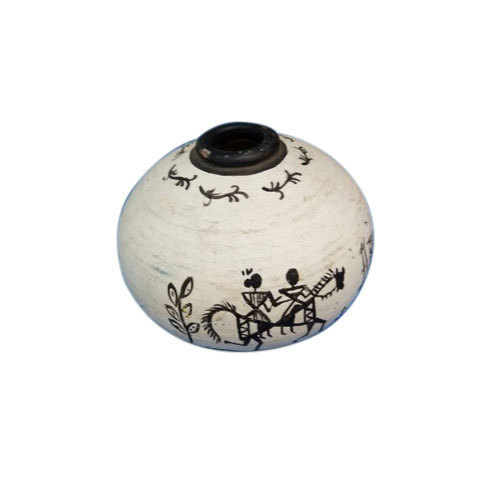 Pottery Craft Hand Painting