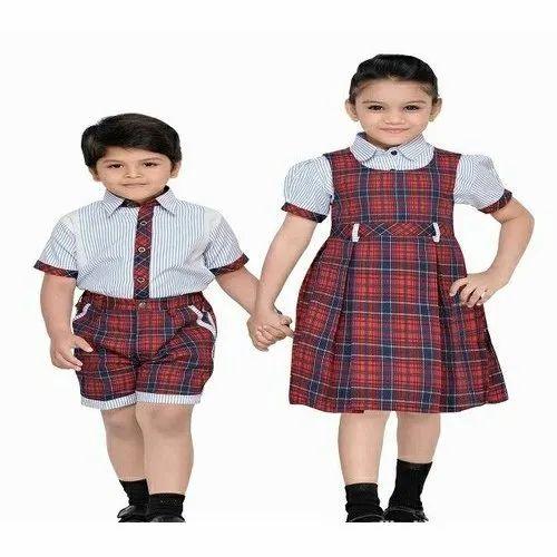 Gacc Summer Nursery School Uniforms Rs