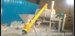 Semi Automatic Wall Putty Machine