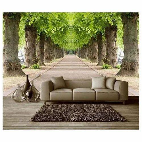 3d Wallpaper For Living Room For Sale
