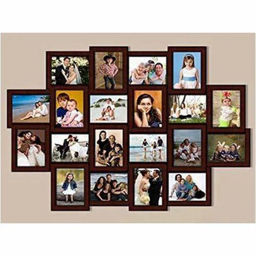 20 Pocket Collage Photo Frame