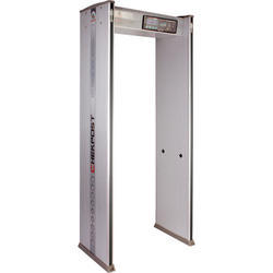 Single Zone Door Frame Metal Detector
