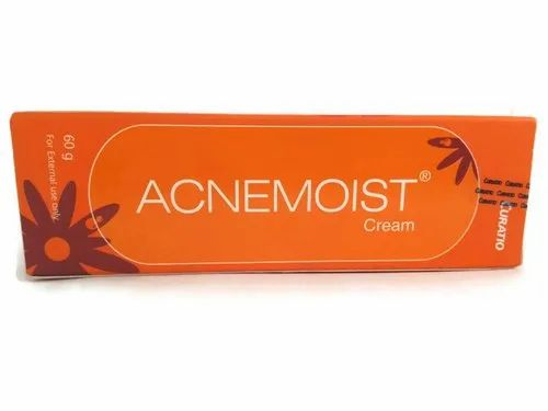 Curatio Acnemoist Cream Packaging Size 60gm Type Of Packing