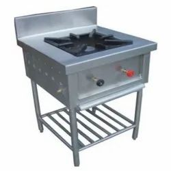 Steel Commercial One burner bhatti, Number of Burners: 1, Size: 10'