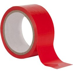 Red Floor Marking Tapes