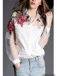 great variety styles find workmanship factory outlet Ladies Shirts in Surat, महिलाओ की कमीज़ ...
