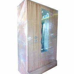 Triple Door Iron Almirah