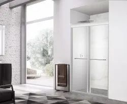 Shower Enclosure Two Sliding Door