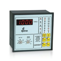Automatic Power factor Controller, For Industrial, Model Name/Number: 1143