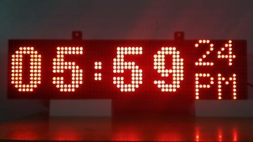 LED Moving Message Display - Table Top/Hanging Moving LED Display