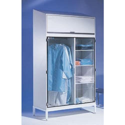 Clean Room Garment Chamber