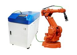 3D Robotic Laser Cutting Machine