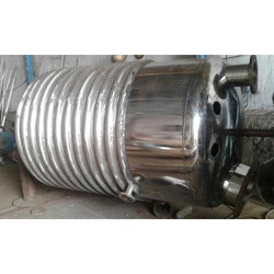 Vacuum SS Reactor