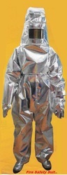 Aluminized Fire Proximity Suit ( Coverall )