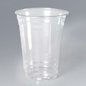 250 ml Disposable PET Glass