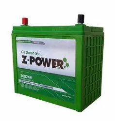 Capacity (Ah): 32ah To 200ah 12 V Car Battery