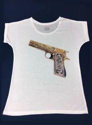 Ladies Printed Top