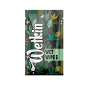Premium non-wooven Rose Wetkin Wet Wipes, Size: 150mm x160mm, Packet