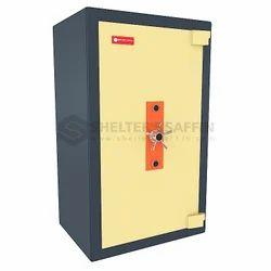Wall Mounted Bank Safe Locker