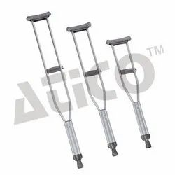 Under Arm Crutches Aluminum