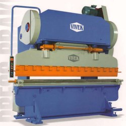 High Speed Mechanical Press Brake Machine