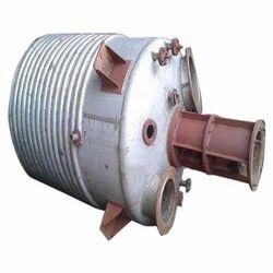 Mild Steel Reactor, Capacity: 5000 L