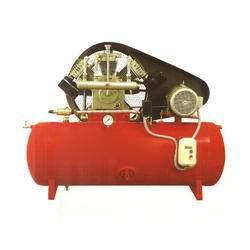 Reciprocating Air Cooled Compressor