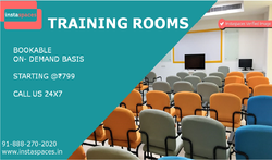 Training Room Connaught Place, New Delhi, Size/ Area: 32 Seater
