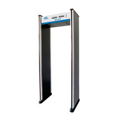 Walk Through Metal Detector 6 Zones